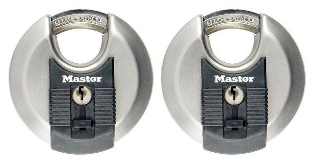 Master Lock Vorhängeschloss »Excell«, Sicherheitsklasse 8
