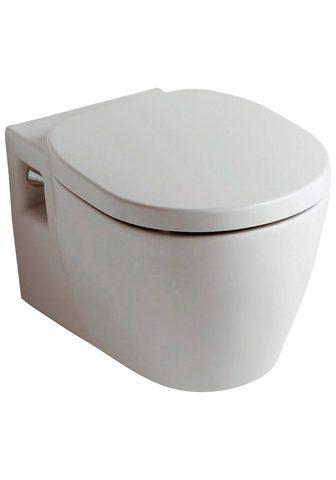 Ideal Standard Tiefspül-WC »Connect« Wandmontage