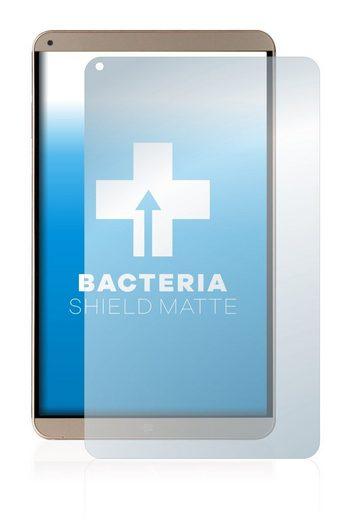 upscreen Schutzfolie »für Mediacom SmartPad HX 10 HD«, Folie Schutzfolie matt entspiegelt antibakteriell