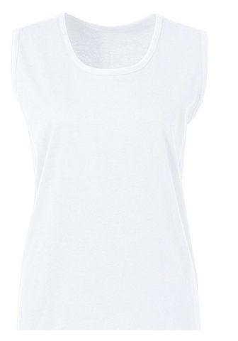 Classic Basics Marškinėliai be rankovių