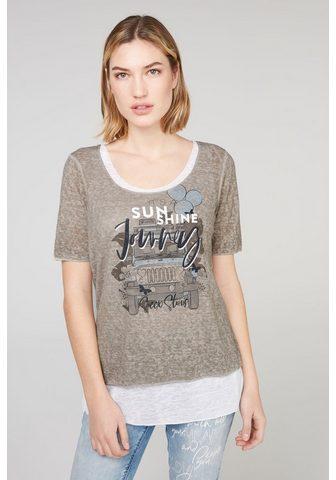 SOCCX Du viename marškinėliai kaip 2-in-1 im...