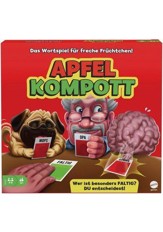 Mattel games Spiel »Apfelkompott«
