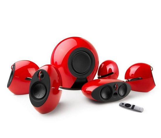 Edifier® E255 BK Luna Theatre kabelloses 5.1 Home-Entertain Lautsprechersystem