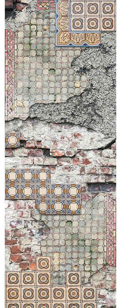 Architects Paper Fototapete »Vintage Tiles«, (1 St), Vlies, glatt