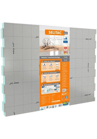 Selit Trittschalldämmplatte »AC« 5 mm 5 m² d...