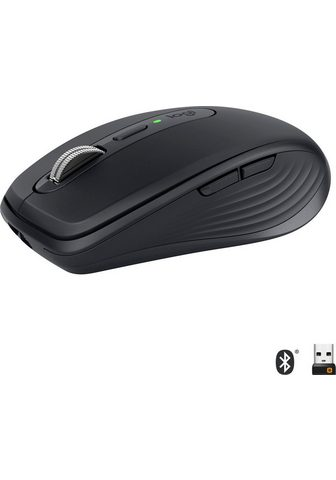 Logitech »MX ANYWHERE 3« Maus (kabellos)
