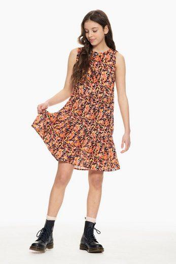 Garcia A-Linien-Kleid mit allover Print
