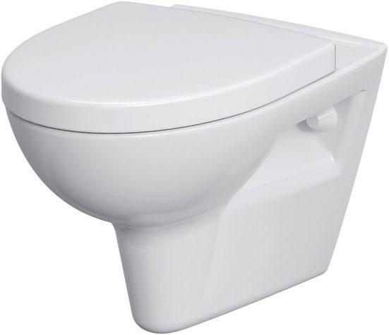 Tiefspül-WC »Montego«, spülrandlos