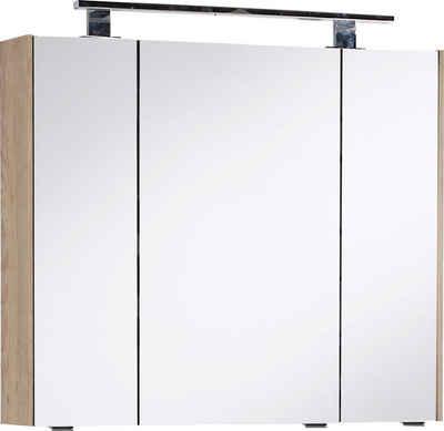 MARLIN Spiegelschrank »3400« Breite 82 cm