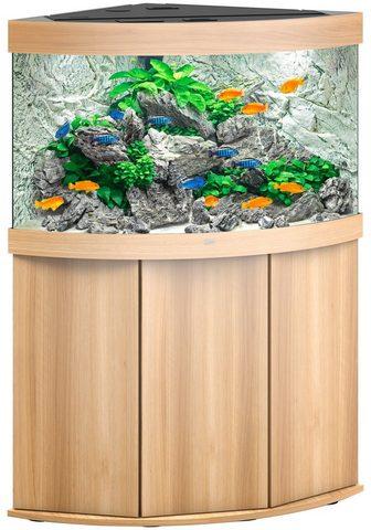 JUWEL AQUARIEN Aquarien-Set »Trigon 190 LED + SBX Tri...