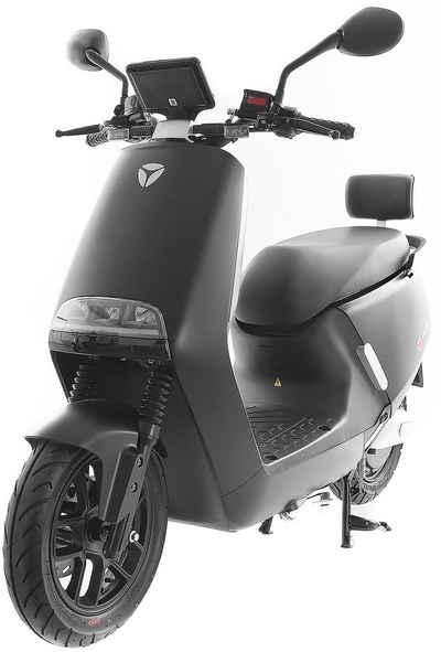 SXT Scooters E-Motorroller »yadea G5«, 2300 W, 45 km/h