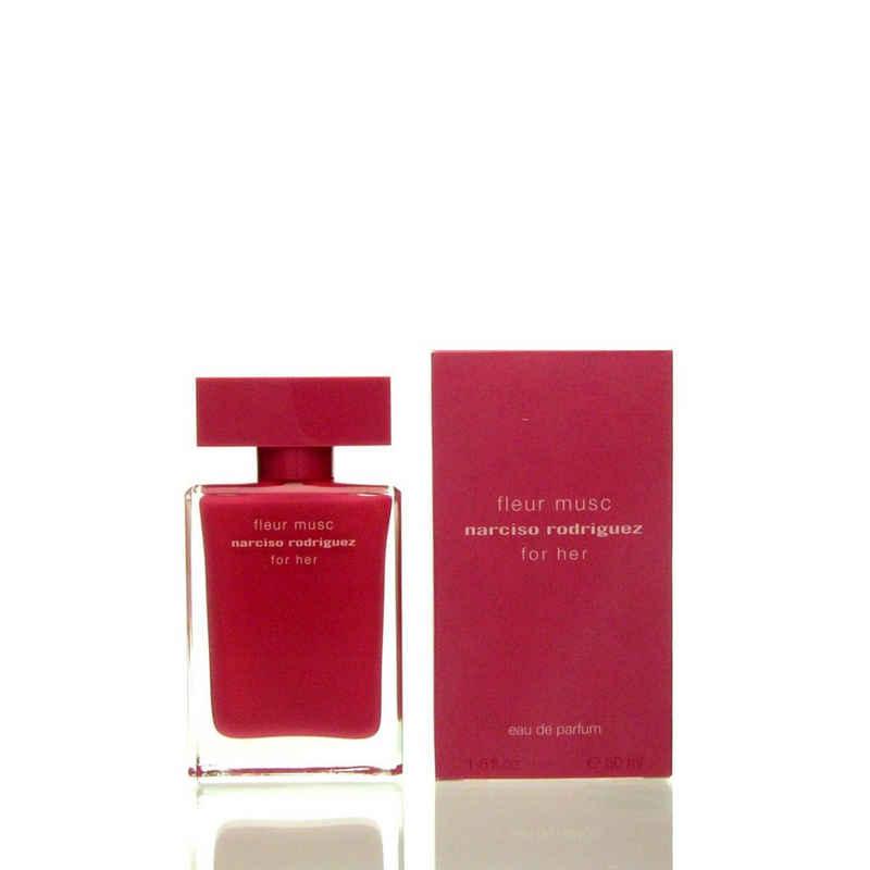 narciso rodriguez Eau de Parfum »Narciso Rodriguez for her Fleur Musc Eau de Parfum«