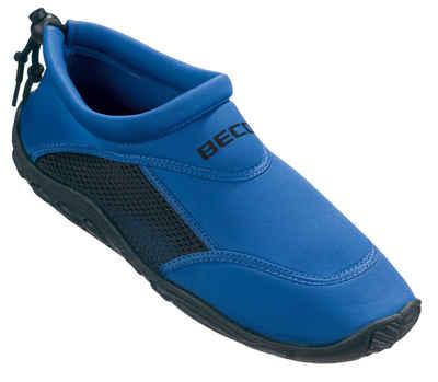 Beco Beermann »BECO Surf- und Badeschuhe Unisex Blau/Schwarz« Neoprenschuh