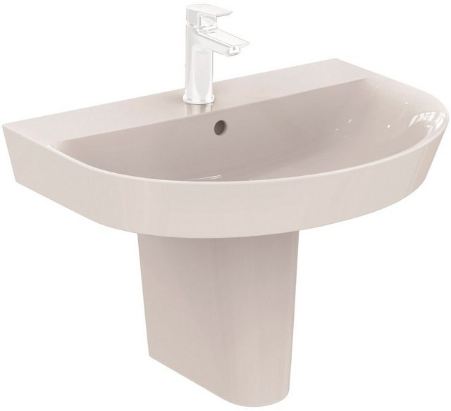 Waschtische - Ideal Standard Waschbecken »Connect Air Arc«, halbrund, 65 cm  - Onlineshop OTTO