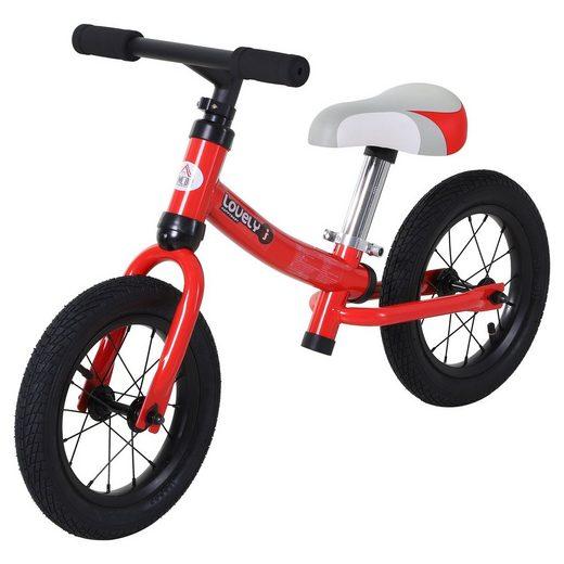 HOMCOM Laufrad »Kinder Lauflernrad«