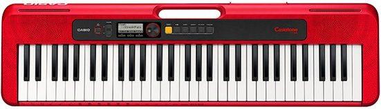 CASIO Keyboard »Casiotone CT-S200RD«