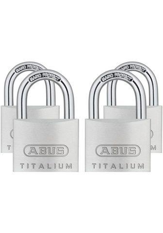 ABUS Vorhängeschloss »64TI/40 Quads B/SB« (...