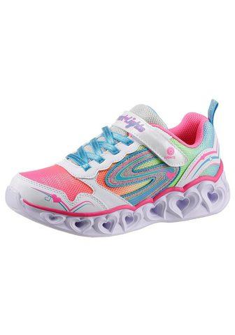 Skechers Kids »HEART LIGHTS« Sneaker su ausschaltbar...
