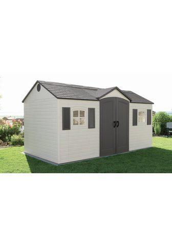 Lifetime Gerätehaus »Garten Villa« BxT: 457x244...