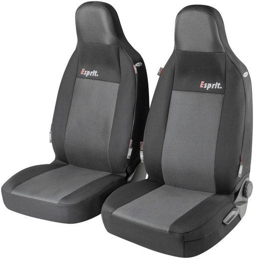 WALSER Autositzbezug »Esprit«, 4-tlg., für Highback-Vordersitze