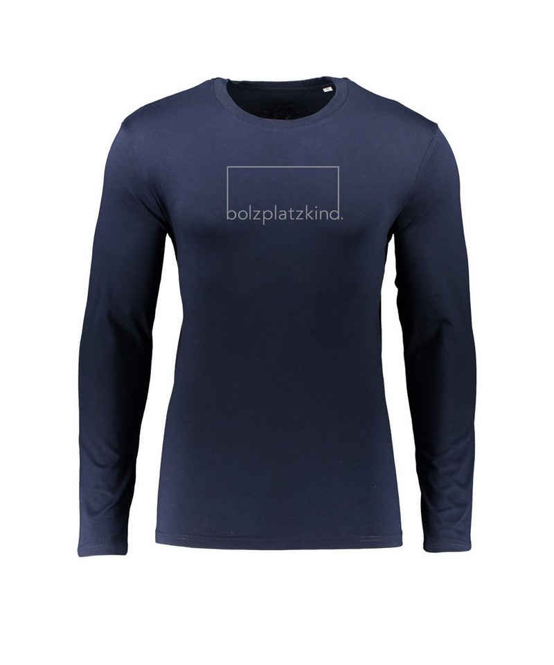 "Bolzplatzkind Sweatshirt »""Jubel"" Longshirt«"