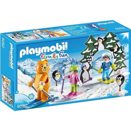Playmobil® Spielfigur »PLAYMOBIL® 9282 Skischule«