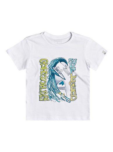 Quiksilver T-Shirt »Diving To Deep«