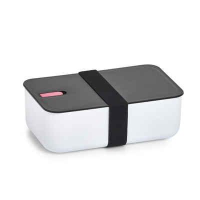 Neuetischkultur Lunchbox »Lunchbox mit Deckel und Gummiband«, Kunststoff