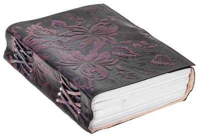 Gusti Leder Notizbuch »Bonnie«, Buch Tagebuch DIN B6