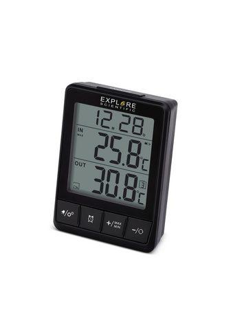 EXPLORE SCIENTIFIC »Funktemperaturstation – Thermometer« ...