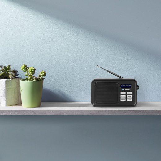 Blaupunkt Digitalradio (DAB) (Digitalradio (DAB), Digital-Radio LC-Display Tragbares Radio)