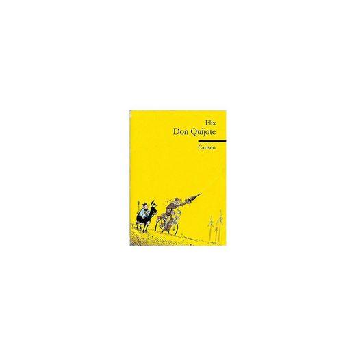 Carlsen Verlag Don Quijote, Graphic Novel