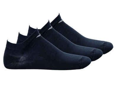 Emporio Armani Sneakersocken »Unisex Sneakersocken, 3er Pack - Logo«