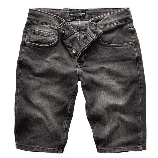 Tazzio Jeansshorts »M536« moderne & zeitlose Jeansshorts
