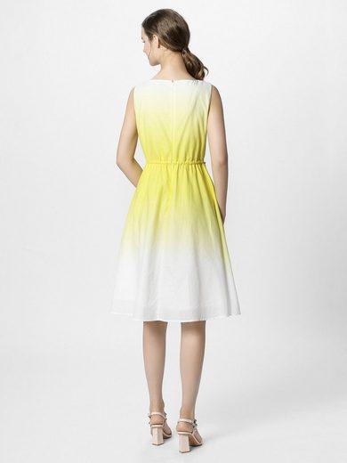 Apart Sommerkleid mit Dip-Dye-Effekt