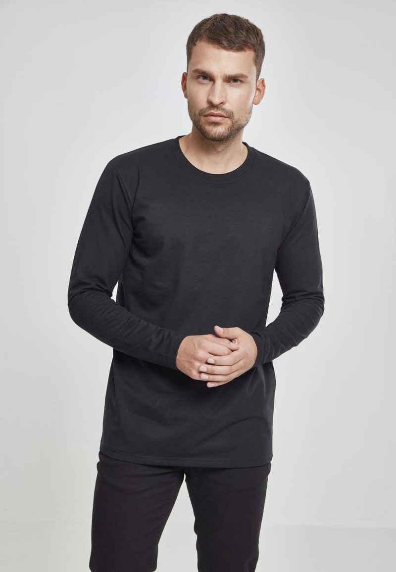 URBAN CLASSICS T-Shirt »Stretch Terry Longsleeve«