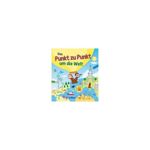 h.f.ullmann Verlag Von Punkt zu Punkt um die Welt
