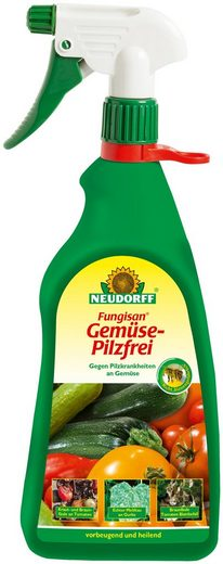 NEUDORFF Pflanzenschutzmittel »Fungisan Gemüse-Pilzfrei«, 1 l