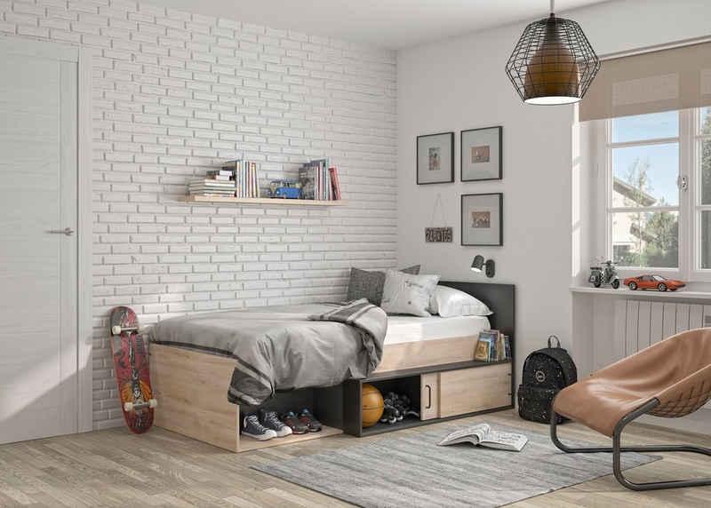 Gami Einzelbett »ERQUY«