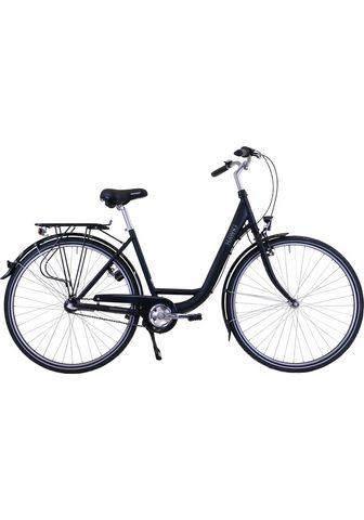 HAWK Bikes Dviratis »HAWK City Wave Premium Black...