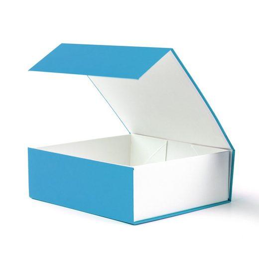 AdelDream Aufbewahrungsbox »Geschenkbox Rechteck mit Deckel und Magnet für Hochzeiten, Geburtstagsgeschenk und Babybrautjungfer Geschenkbox«