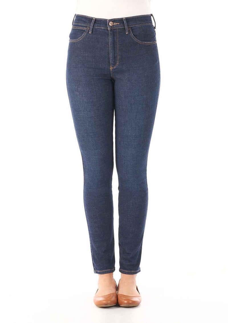 Wrangler Skinny-fit-Jeans »High Rise Skinny« mit Stretch