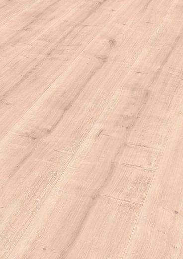 MODERNA Laminat »Horizon, Fenya Eiche«, (Packung), pflegeleicht, 1288 x 328 mm, Stärke: 8 mm