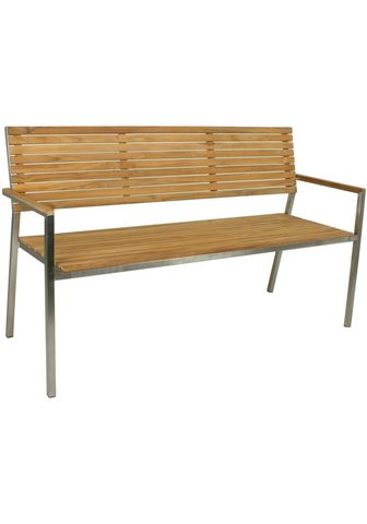 Garden Pleasure Sodo suolas »DENVER« (Packung) 3-Sitze...