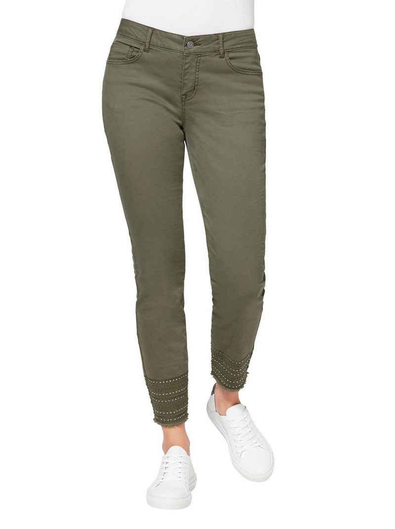 LINEA TESINI by Heine 5-Pocket-Jeans