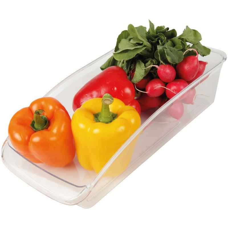 Bestlivings Aufbewahrungsbox »BK-04133« (1 Stück, Größe M), Kühlschrank - Behälter (33 x 15 x 8cm) Kühlschrankbox Spülmaschinengeeignet - Hochwertige Aufbewahrungsbox mit Griff für die Küche