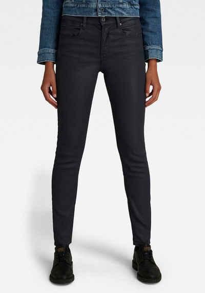 G-Star RAW Skinny-fit-Jeans »Lhana Skinny Jeans« durch Elasthan-Anteil perfekter Sitz