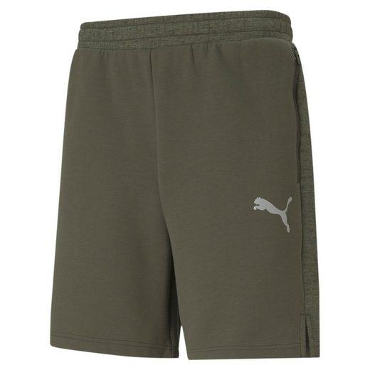 PUMA Jogginghose »Evostripe Herren Shorts«