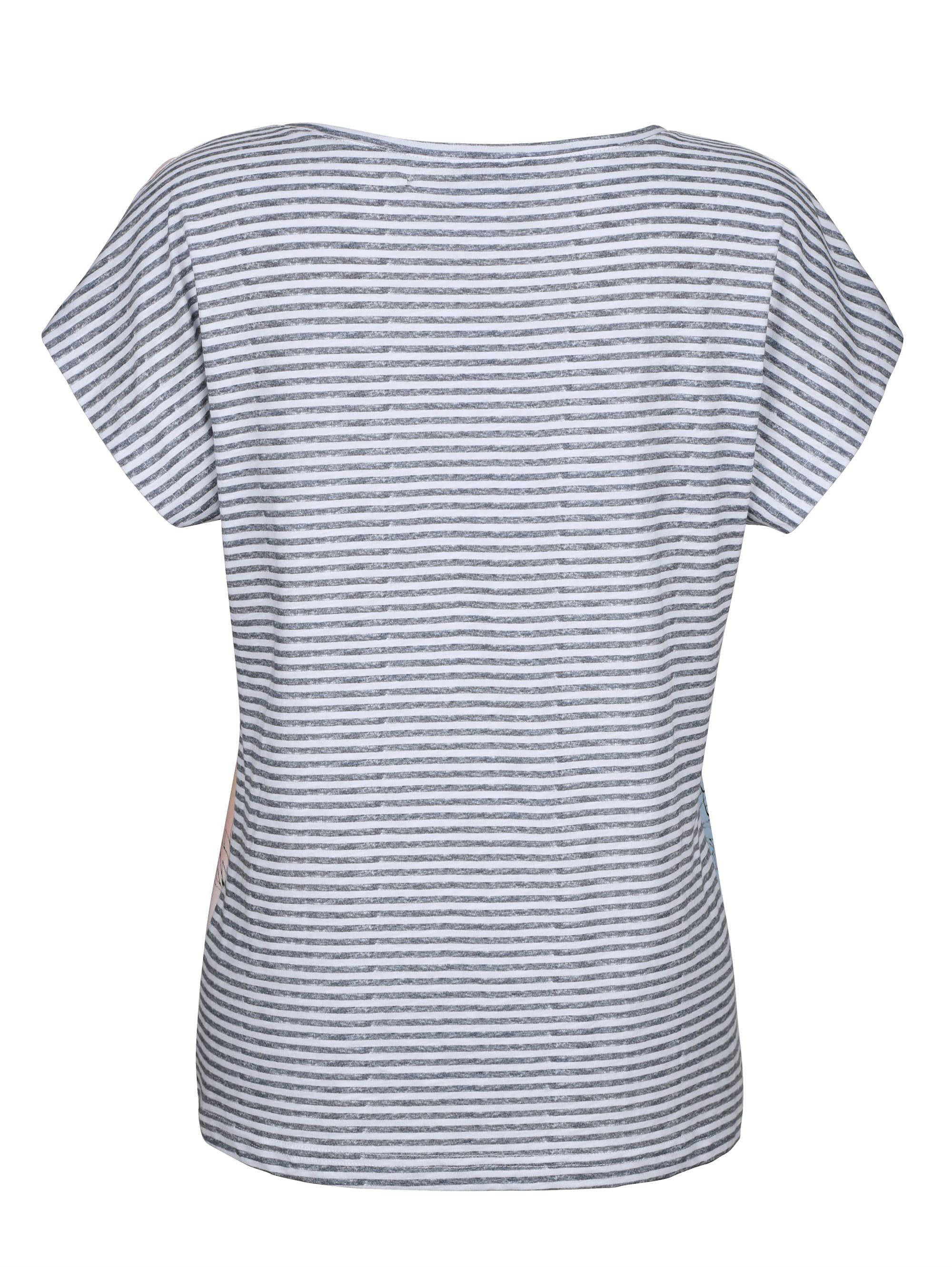 Dress In Shirt im Materialmixqualität, Mit Vikose rWV7nw