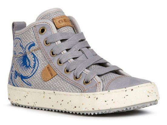 Geox Kids »J Alonisso Boy« Sneaker aus der WWF Kollektion
